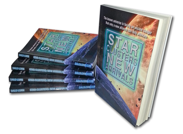 Star Clusters New Arrivals - The Book